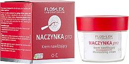 Düfte, Parfümerie und Kosmetik Feuchtigkeitsspendende Gesichtscreme für Kapillarhaut - FlosLek Moisturizing Cream