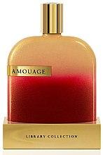 Amouage The Library Collection Opus X - Eau de Parfum — Bild N2