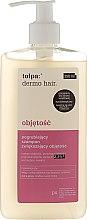 Düfte, Parfümerie und Kosmetik Shampoo für mehr Volumen - Tolpa Dermo Hair Shampoo