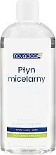 Düfte, Parfümerie und Kosmetik Normalisierendes Mizellenwasser für fettige und Mischhaut - Novaclear Normalizing Micellar Water