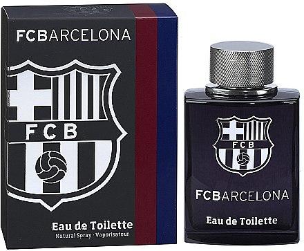 Air-Val International FC Barcelona Black - Eau de Toilette — Bild N1