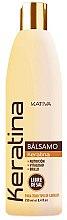 Düfte, Parfümerie und Kosmetik Pflegende Haarspülung mit Keratin - Kativa Keratina Conditioner Balm