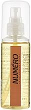 Düfte, Parfümerie und Kosmetik Flüssige Haarkristalle mit wertvollen Ölen und lichtstreuenden Partikeln - Brelil Professional Numero Illuminating Crystals With Precious Oils