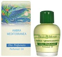 Düfte, Parfümerie und Kosmetik Parfümiertes Öl - Frais Monde Mediterranean Amber Perfume Oil