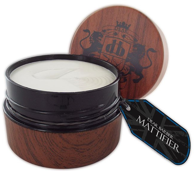 Mattierende Bart- und Haarpaste - Dear Barber Mattifier Hair Paste