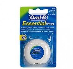 Düfte, Parfümerie und Kosmetik Zahnseide mit Minze - Oral-B Essential Floss