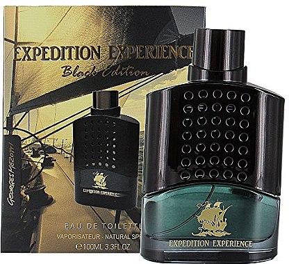 Georges Mezotti Expedition Experience Black Edition - Eau de Toilette — Bild N1