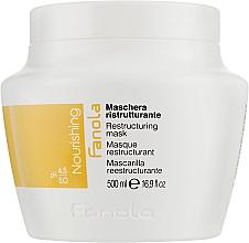 Düfte, Parfümerie und Kosmetik Restrukturierungsmaske für trockenes Haar - Fanola Nutri Care Restructuring Mask