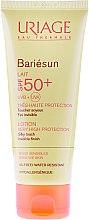 Sonnenschutzlotion für Körper und Gesicht SPF 50+ - Uriage Suncare Bariésun Lotion SPF 50+ — Bild N2
