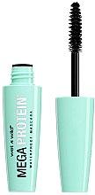 Düfte, Parfümerie und Kosmetik Wasserfeste Wimperntusche mit Proteinen - Wet N Wild Mega Protein Waterproof Mascara