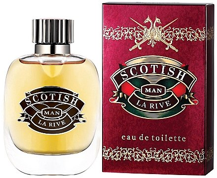 La Rive Scotish - Eau de Toilette  — Bild N1