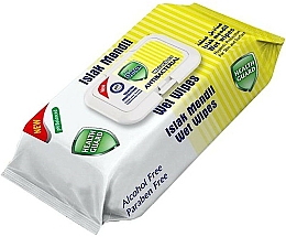 Düfte, Parfümerie und Kosmetik Antibakterielle Reinigungsstücher - Detox Detox Anti Bacterial Wipes Pine