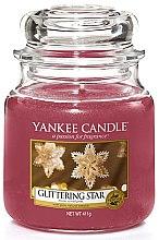 Düfte, Parfümerie und Kosmetik Duftkerze im Glas Glittering Star - Yankee Candle Glittering Star Jar