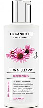 Düfte, Parfümerie und Kosmetik Verjüngendes Mizellenwasser für das Gesicht - Organic Life Dermocosmetics Skin Essentials