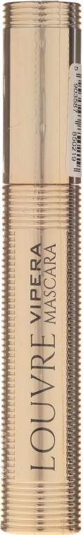 Hypoallergene Mascara für voluminöse Wimpern - Vipera Louvre Mascara