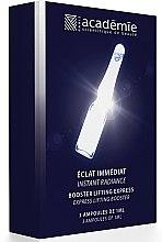 """Düfte, Parfümerie und Kosmetik Gesichtsampullen """"Express Lifting Booster mit Soforteffekt"""" - Academie Instant Radiance Express Lifting Booster"""