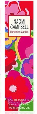 Naomi Campbell Bohemian Garden - Eau de Toilette — Bild N4