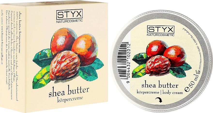 Körpercreme mit Sheabutter - Styx Naturcosmetic Body Cream — Bild N3