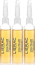 Regenerierendes Anti-Falten Gesichtsserum - Lierac Cica-Filler Anti-Wrinkle Repairing Serum — Bild N2