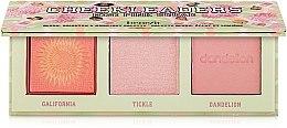 Düfte, Parfümerie und Kosmetik Konturierpalette - Benefit Cosmetics Cheekleaders Mini Pink Squad