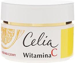 Tag & Nacht stärkende Gesichtscreme mit Vitamin C 45+ - Celia Witamina C — Bild N2