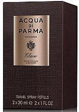 Düfte, Parfümerie und Kosmetik Acqua di Parma Colonia Ebano Travel Spray Refills - Eau de Cologne
