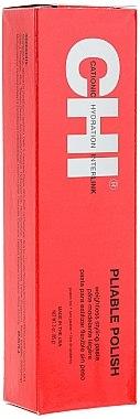 Stylingpaste mit mittelstarkem Halt - CHI Pliable Polish — Bild N1