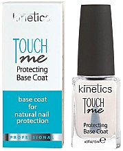 Düfte, Parfümerie und Kosmetik Nagellack Base - Kinetics Touch Me Protecting Base Coat