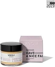 Düfte, Parfümerie und Kosmetik Tief feuchtigkeitsspendende Tagescreme - Veoli Botanica Deep Moisturizer Have A Nice Face