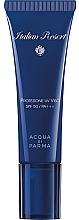 Düfte, Parfümerie und Kosmetik Sonnenschutzcreme für Gesicht und Hals SPF 50 - Acqua di parma Blu Mediterraneo Italian Resort SPF 50