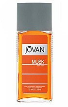 Düfte, Parfümerie und Kosmetik Jovan Musk For Men - Parfümiertes Körperspray