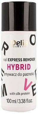 Nagellackentferner - Delia Acetone Nail Polish Remover — Bild N2