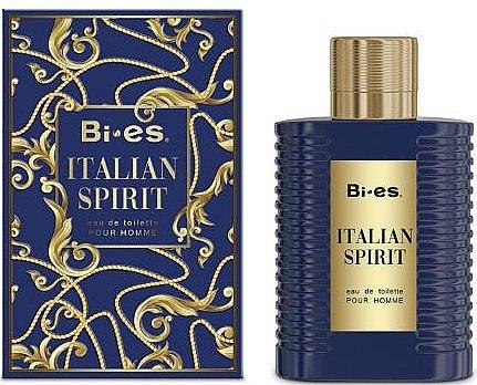Bi-Es Italian Spirit - Eau de Toilette — Bild N1