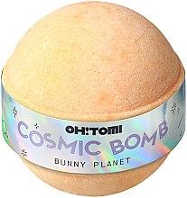 Düfte, Parfümerie und Kosmetik Badebombe Orange & Vanille - Oh!Tomi Cosmic Bomb Bunny Planet