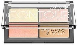 Düfte, Parfümerie und Kosmetik Konturpalette für das Gesicht - Bell Let's Contour Face Palette