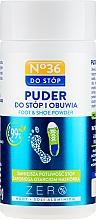 Düfte, Parfümerie und Kosmetik Fuß- und Schuhpuder - Pharma CF No.36 Foot & Shoe Powder
