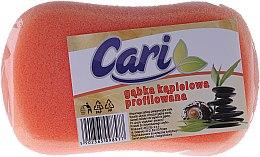 Düfte, Parfümerie und Kosmetik Badeschwamm orange - Cari