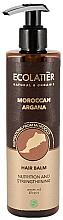 Düfte, Parfümerie und Kosmetik Haarspülung mit marokkanischem Argan - Ecolatier Moroccan Argana Hair Balm