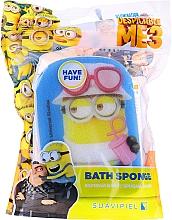 Düfte, Parfümerie und Kosmetik Kinder-Badeschwamm Dave blau - Suavipiel Minnioins Bath Sponge