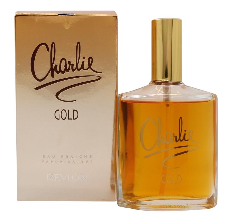 Revlon Charlie Gold - Körperspray mit orientalisch blumiger Duft