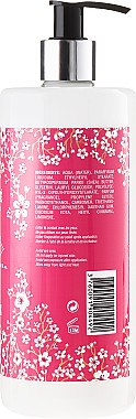 "Körpermilch mit Sheabutter ""Cherry Blossom"" - Institut Karite Fleur de Cerisier Shea Body Milk Cherry Blossom — Bild N4"