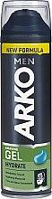 Düfte, Parfümerie und Kosmetik Rasiergel Hydrate - Arko Men