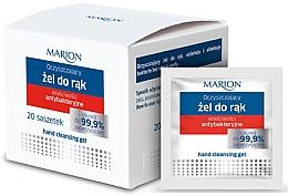 Düfte, Parfümerie und Kosmetik Antibakterielles Handreinigungsgel - Marion Hand Cleansing Gel