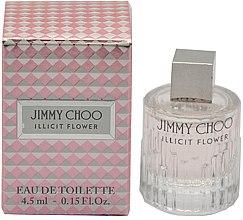 Düfte, Parfümerie und Kosmetik Jimmy Choo Illicit Flower - Eau de Toilette (Mini)