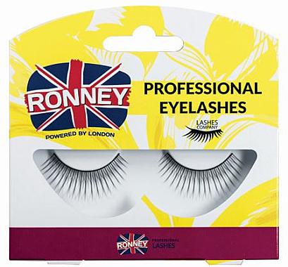 Künstliche Wimpern - Ronney Professional Eyelashes RL00024 — Bild N1