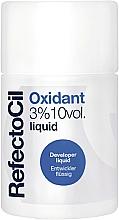 Düfte, Parfümerie und Kosmetik Flüssiger Entwickler 3% - RefectoCil Oxidant