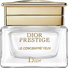 Düfte, Parfümerie und Kosmetik Augenkonturcreme - Dior Prestige Le Concentre Eye Cream