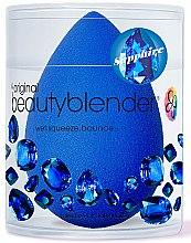 Düfte, Parfümerie und Kosmetik Schminkschwamm Saphir - Beautyblender Makeup Sponge Sapphire