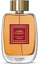 Düfte, Parfümerie und Kosmetik Exuma Ambre D'orient - Eau de Parfum