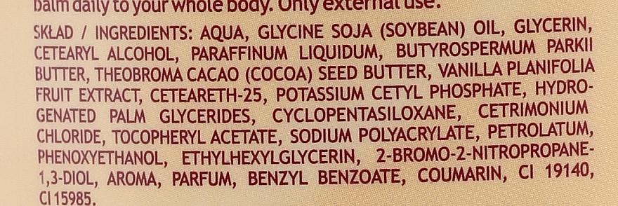 Regenerierende Körperlotion mit Vanilleduft - Shake for Body Regenerating Body Lotion Vanilla — Bild N3